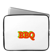 Laptop Sleeve bbq