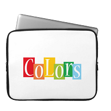 Laptop Sleeve colors