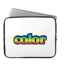 Laptop Sleeve color