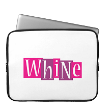 Laptop Sleeve whine