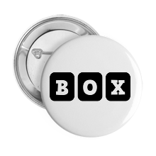 Pinback Buttons box