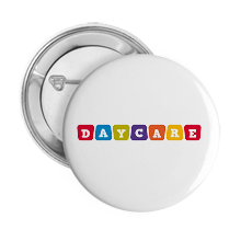 Pinback Buttons daycare