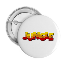 Pinback Buttons jungle